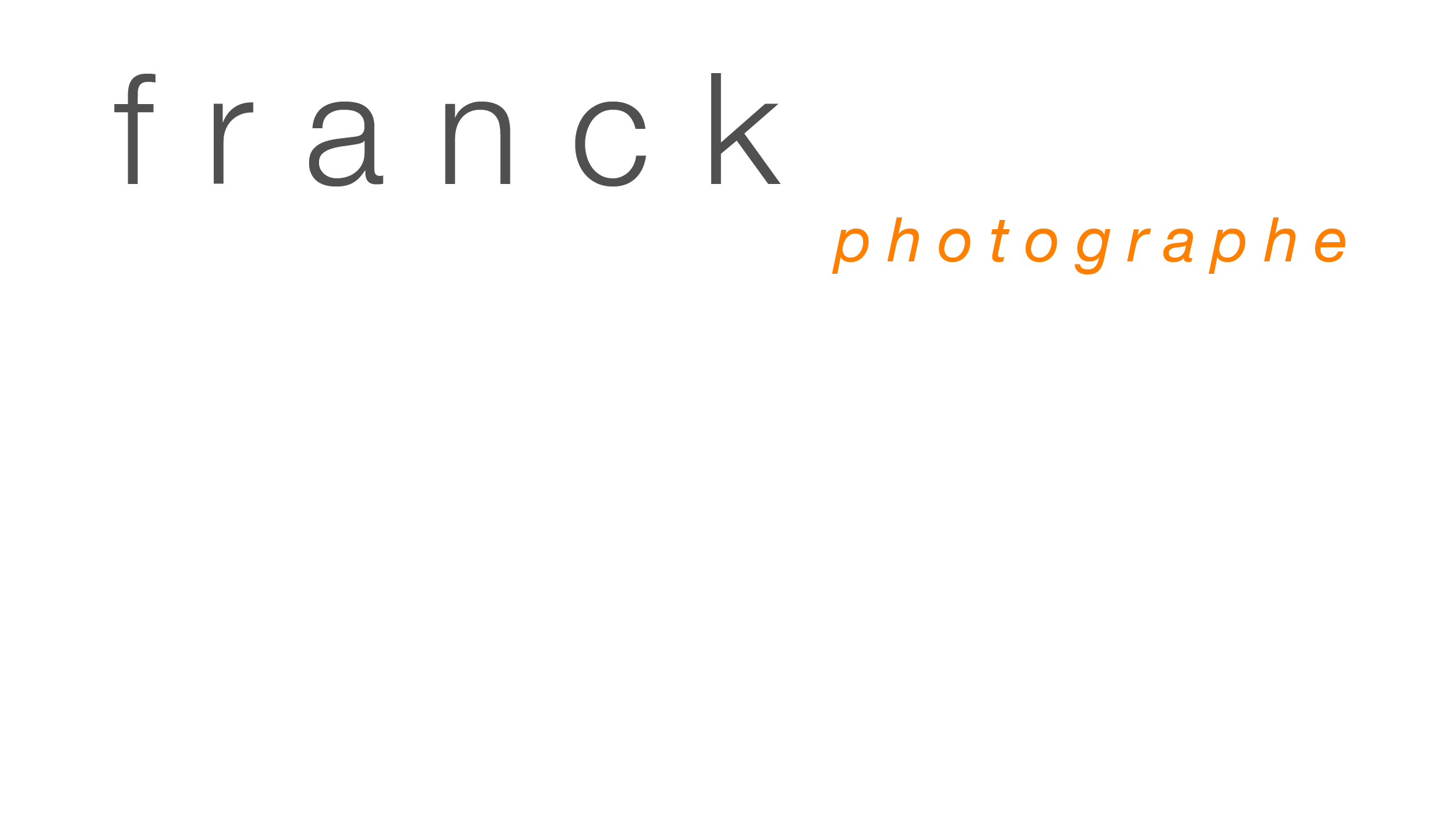 Franck KAUFF photographe